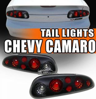 Altezza Tail Lights 93 02 Chevy Camaro Base/RS/Z28/SS/Indianapolis 500