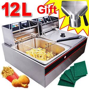 deep fryer in Restaurant & Catering