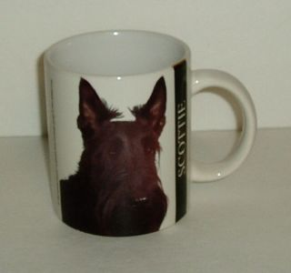 SCOTTISH TERRIER Puppy Dog Coffee Gift Mug Scottie Ceramic Cup Animal