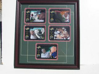 Deck Space Jam CelCard Cel Card Michael Jordan FRAMED Photo Picture