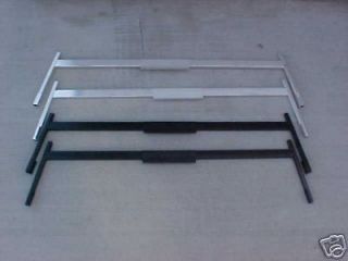 Universial Ladder// Boat// Canoe Racks for aluminum truck toppers and