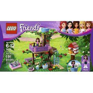 LEGO Friends Olivias Tree House 3065 New Sets Construction Building