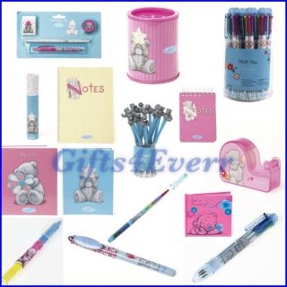 ME TO YOU TATTY TEDDY BEAR STATIONERY ITEMS   FULL RANGE   PERFECT