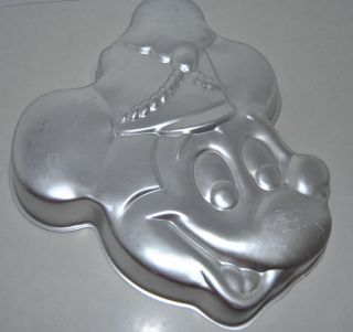 Disney Mickey Mouse Wilton Cake Pan Band Leader 515 302