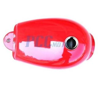 Gas Fuel Tank Honda Z50 Mini Trail 50 50R Z Monkey Bike RED Color GT23