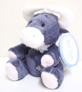MY BLUE NOSE FRIENDS NOO THE WILDEBEEST PLUSH SOFT TOY