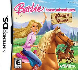 Adventures Riding Camp Nintendo DS, 2008 GAME ONLY Works with 3DS
