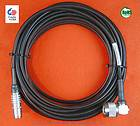 Trimble 14553 00 GPS Antenna Cable 10 meter Right Angle N   LEMO Times