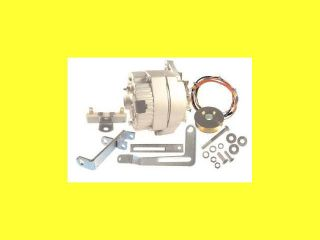 NEW 8N FORD TRACTOR ALTERNATOR GENERATOR CONVERSION KIT