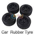 Set Old Stock Pedal Car Toy Tractor Tires Wheel Rim Amf Eska Murry