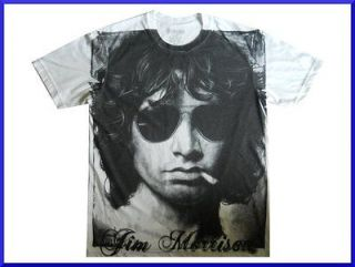 Shirt Jim Morrison Legend Hippie Psychedelic Rock Hippie Soft Cotton M