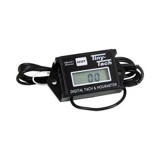 TINY TACH MODEL TT2A Hour Meter works with 2 Stroke or 4 cycle Single