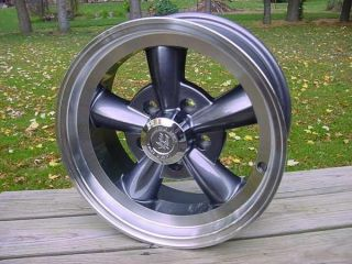 FORD MERC PLYMOUTH DODGE MOPAR VISION WHEELS 15x8 141 SERIES HOT ROD