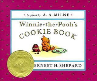 Winnie the Poohs Cookie Book by A. A. Milne 1996, Hardcover