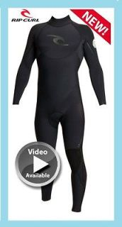 Rip Curl E Bomb Pro 3/2 Wetsuit Chest Zip   NEW 2013