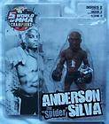 ANDERSON SILVA Action Figure 2009 UFC Series 1 NEW