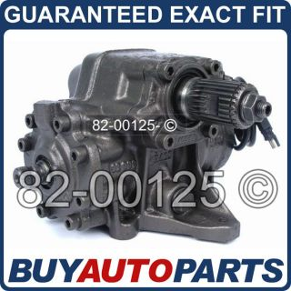 MERCEDES W140 CHASSIS POWER STEERING GEARBOX GEAR BOX
