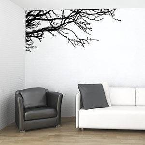 tree wall decals in Decals, Stickers & Vinyl Art