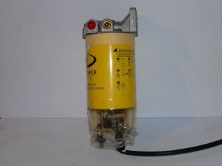 ALLIANCE Fuel filter water separator SEMI TRUCK parts