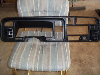 94 97 DODGE RAM PICKUP TRUCK DASH BEZEL TRIM 95 96 SLT 1500 2500 3500
