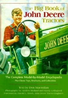 The Big Book of John Deere Tractors The Complete Model by Model
