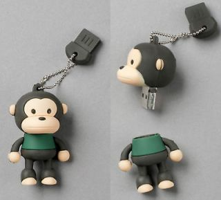 Monkey USB Flash Memory Drive(Stick/Th​umb/Pen/Thumb) 16GB