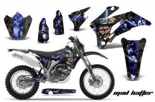 AMR RACING MX DIRT BIKE DECAL STICKER GRAPHIC YAMAHA WR 250/450F 07 11