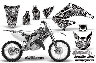 AMR RACING DIRT BIKE MOTORCROSS DECO STICKER KIT HONDA CR 125 250 R 02