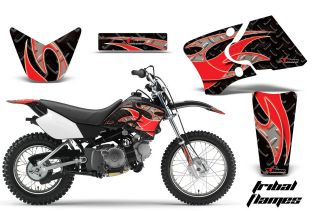 AMR RACING OFF ROAD MOTORCYCLE GRAPHIC MX STICKER KIT YAMAHA TTR 90 00