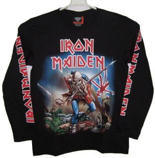 iron maiden the trooper in Clothing,