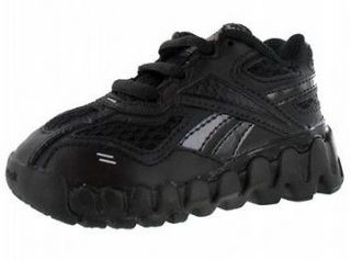 Reebok Zig Minizig Kids (INFANT TODDLER) Black 81 V58188 Sz4T 7T