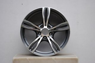 19 BMW M6 STYLE STAGGERED WHEELS FOR BMW 525, 528, 530, 535, 540, 545
