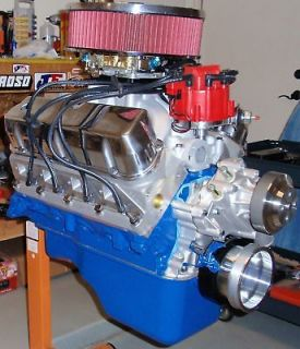 / 490 HORSEPOWER CRATE ENGINE / PRO BUILT / NEW 5.0 302 331 SBF