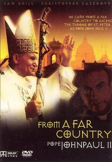 From a Far Country Pope John Paul II DVD, 2007