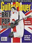 Guitar Player Magazine (March 1998) Brit Pop / Michael Hedges / Kelly