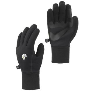 Mountain Hardwear Womens Heavyweight Powerstretch Gloves fleece liner