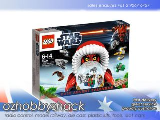 LEGO Star Wars 2012 Advent Christmas Calendar #9509