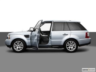 Land Rover Range Rover Sport 2009 Supercharged