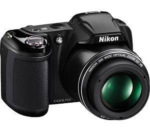Nikon Coolpix L810 Digital Camera 16.1 MP Black USA