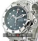 300M ELECTRIC BLUE 2265 80 00 LARGE 41MM STAINLESS STEEL DIVER