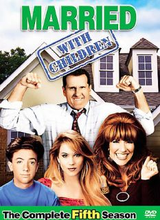 MarriedWith Children   The Complete Fifth Season DVD, 2006, 3 Disc