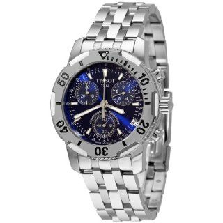 Tissot Mens T17148644 T Sport PRS200 Chronograph Watch Watches