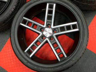 CLASS 20 WHEELS MATTE BLACK GIOVANNA GABBS 5X112 RIMS CLS550 CLS63