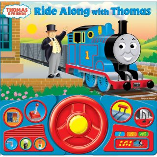 Publication International Thomas & Friends Steering Wheel Sound Book