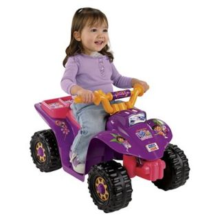 Fisher Price Power Wheels Doras 10th Anniversary Lil Quad product