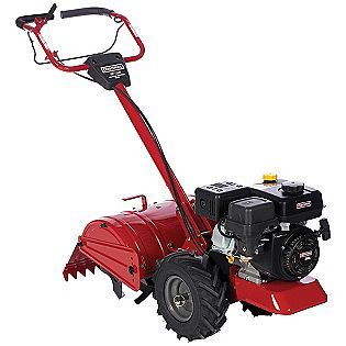 Craftsman 205cc* Counter Rotating Rear Tine Tiller CA Only   Lawn