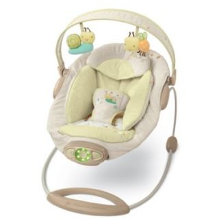 Bright Starts Ingenuity Automatic Bouncer Bella Vista from Kmart
