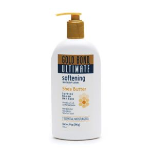 Buy Gold Bond Ultimate Softening Shea Butter Lotion & More  drugstore