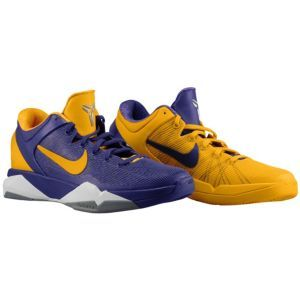 Nike Kobe VII   Mens   Basketball   Shoes   Court Purple/University
