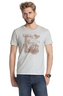 Casual mens T shirts in cool designs from HUGO BOSS